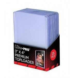 25 X Premium Top Loader...