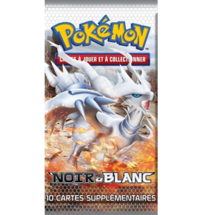 Booster Pokémon NB de base FR
