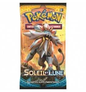 Booster Pokémon Soleil et...