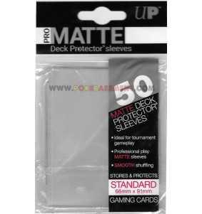 50 X Pro Matte Deck...