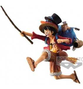 Figurine One Piece Luffy...