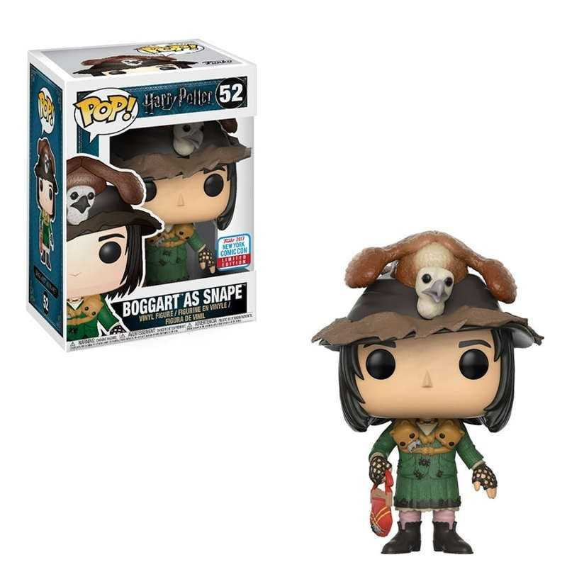 Calendrier De Lavent Harry Potter Funko Pop.Funko Pop Harry Potter 52 Boggart As Snape Funko Fall Convention 2017 Exclusive