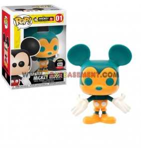 Funko Pop Mickey the true...