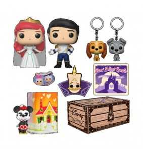 Funko Treasures Box Disney...