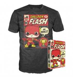 Funko Tee The Big Bang...