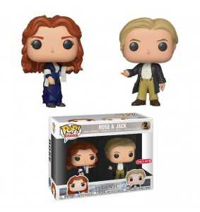 Funko Pop Titanic 2 Pack -...