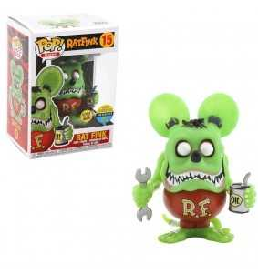 Funko Pop Rat Fink 15 - Rat...