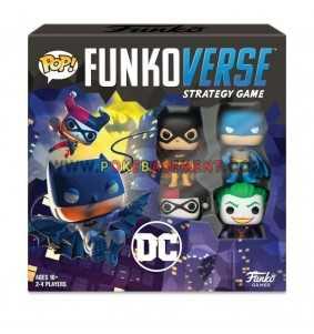 Pop Funkoverse DC 100 Jeu...