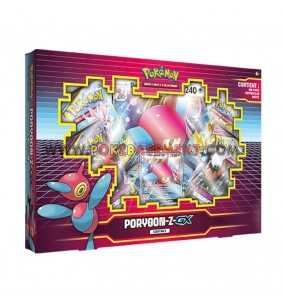 Coffret Pokémon Porygon Z...