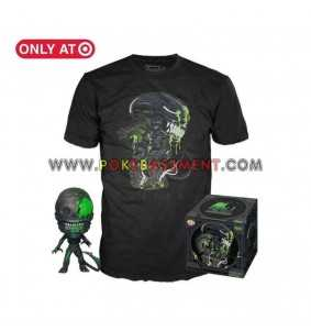 Funko Pop Tees Alien - Pop...