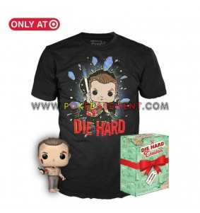 Funko Pop Tees Die Hard -...