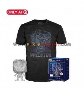 Funko Pop Tees The Predator...