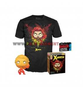 Funko Pop Tee X-Men - Dark...