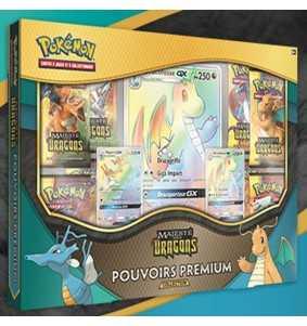 Coffret Pokémon Pouvoirs...