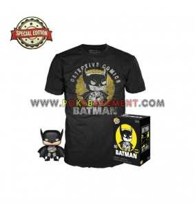 Funko Pop Tees Batman - Pop...