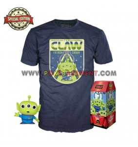 Funko Pop Tees Toy Story -...
