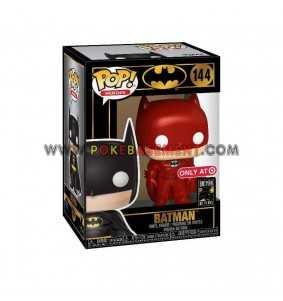 Funko Pop Batman 144 - Red...