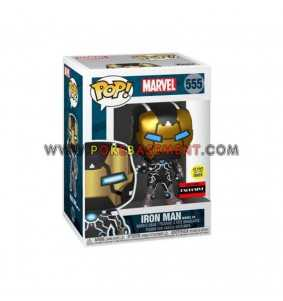 Funko Pop Marvel 555 - Iron...