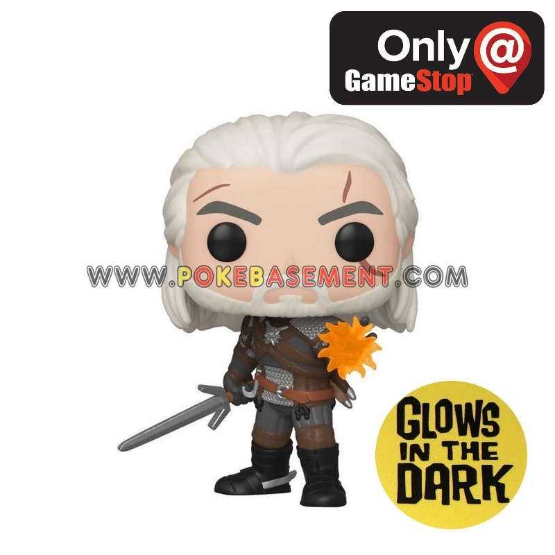 Funko Pop The Witcher Wild Hunt Geralt