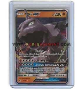 SL11.5 - Carte Pokémon Onix...