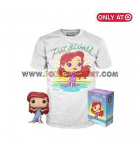 Funko Pop Tees The Little...