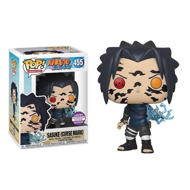 Naruto Shippuden Vinyl Sasuke Pop