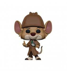 Funko Pop Disney Basil...