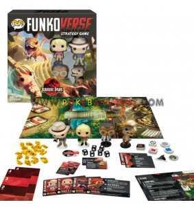 Pop Funkoverse Jurassic...