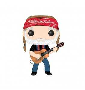 Funko Pop Rocks - Willie...