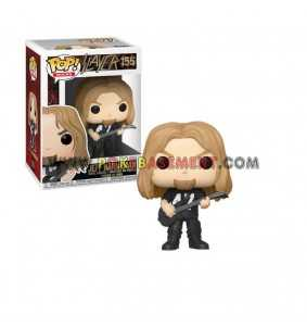 Funko Pop Rocks Slayer 155...