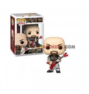 Funko Pop Rocks Slayer 157...