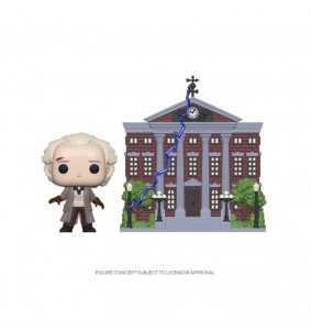 Funko Pop Town Back to the...