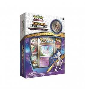 Coffret Pokémon avec Pin's...