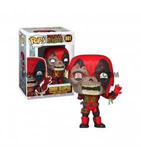 Funko Pop Marvel Zombies...