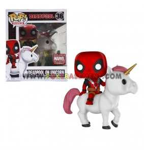 Funko Pop Rides Deadpool 36...