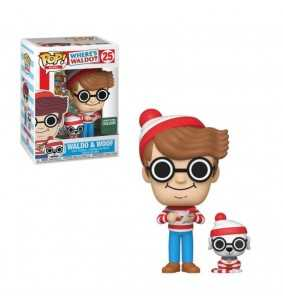 Funko Pop Where is Waldo 25...
