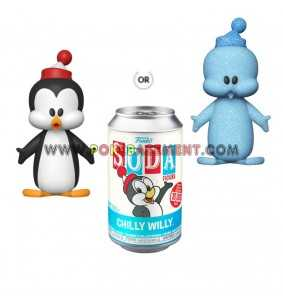 Funko Vinyl Soda Chilly...