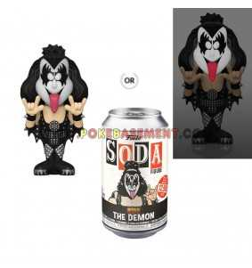 Funko Vinyl Soda KISS - The...