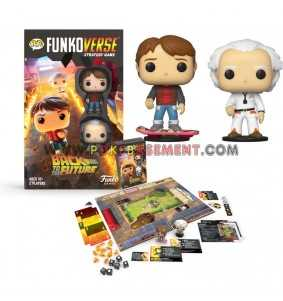 Pop Funkoverse Back to the...