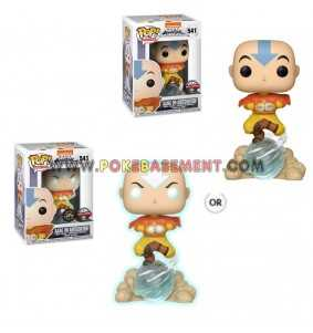 Funko Pop Avatar 541 - Aang...
