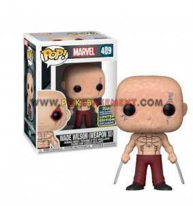 Funko Pop Marvel 489 - Wade...