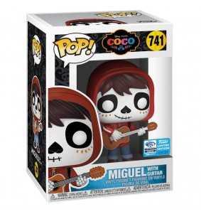 Funko Pop Coco 741 - Miguel...