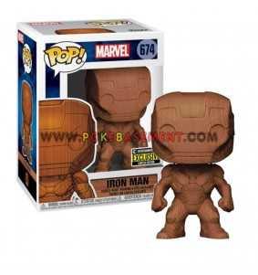 Funko Pop Marvel 674 -...