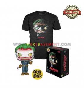 Funko Pop Tees DC The Joker...