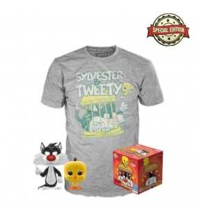 Funko Pop Tees Looney Tunes...