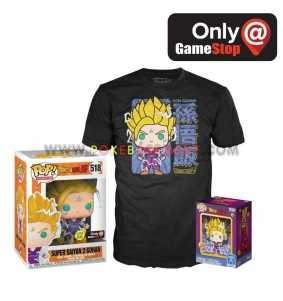Funko Pop Tee Dragon Ball Z...