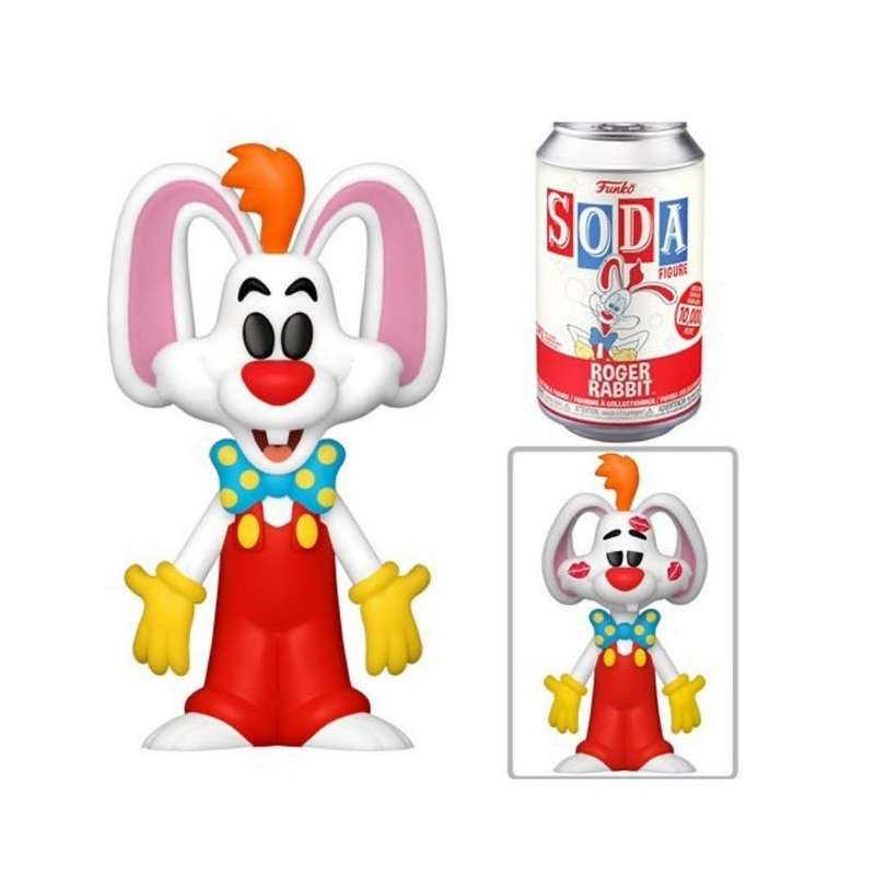 Funko Vinyl Soda Roger Rabbit - Roger with Chase 10000 PCS ...
