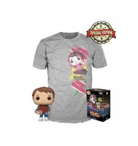 Funko Pop Tee Back to the...