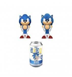 Funko Vinyl Soda Sonic The...
